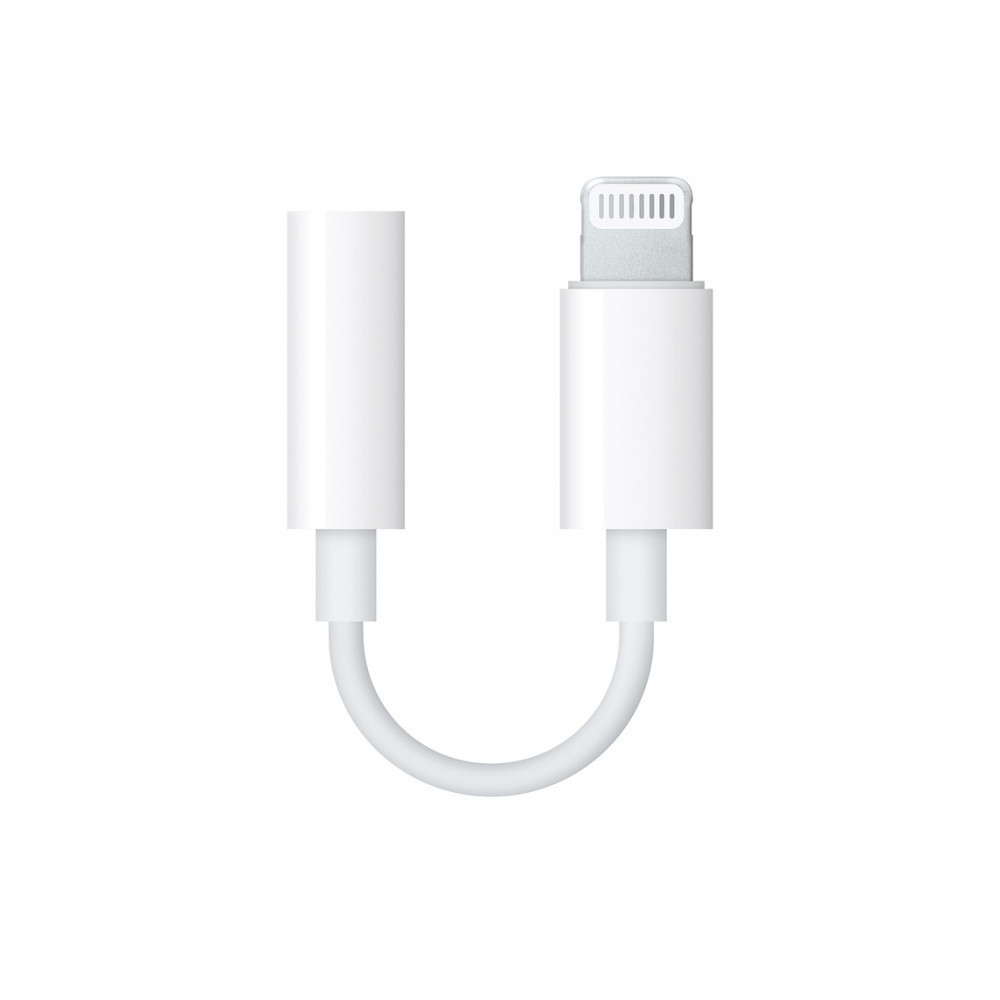 Apple Lightning To Headphone Jack