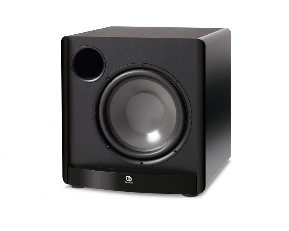 Boston Acoustics ASW650 Svart