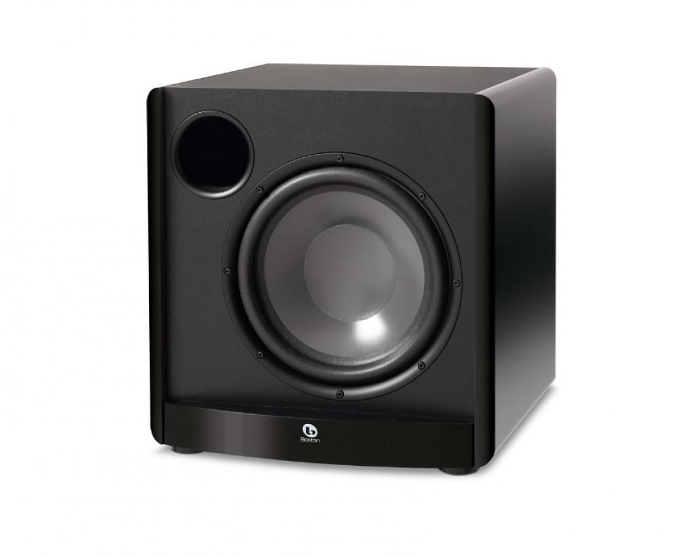 Boston Acoustics ASW650 Svart