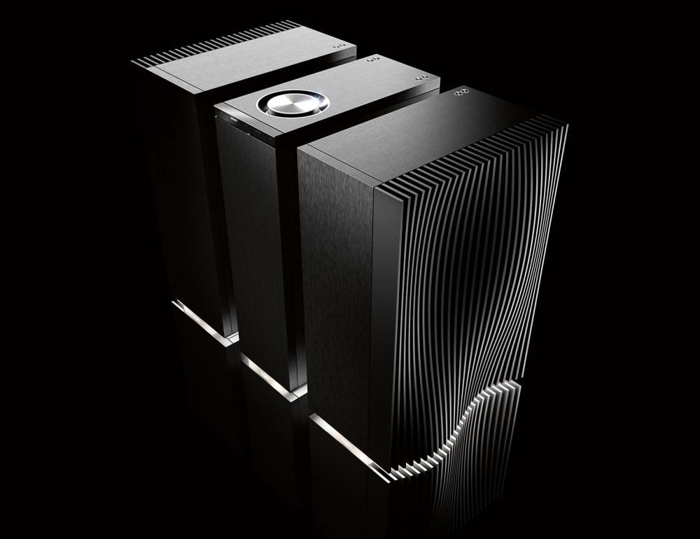 Naim Statement Mono Power Amplifier NAP S1