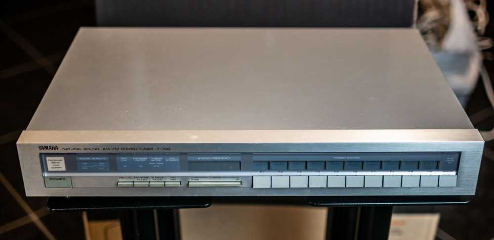 Yamaha Begagnad T-700