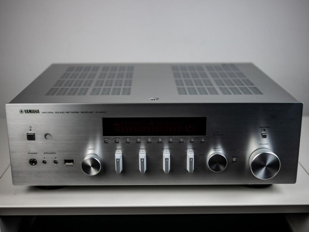 Yamaha Begagnad R-N500 Silver