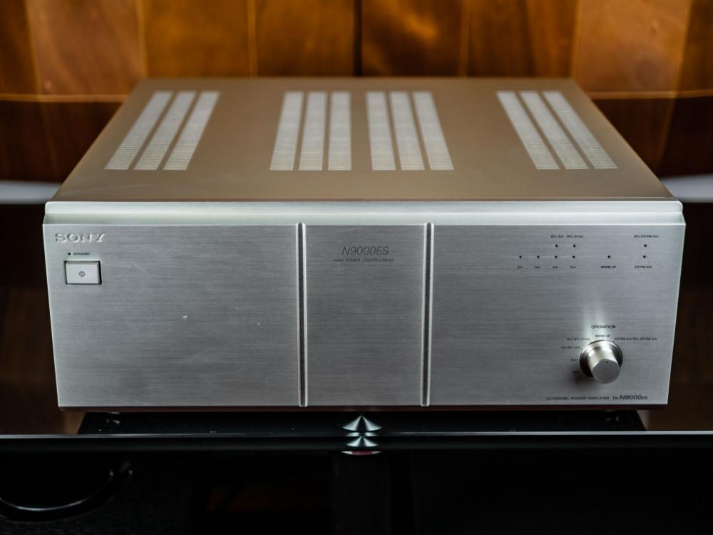 Sony Begagnad N-9000ES