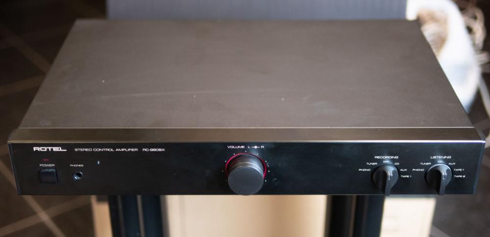 Rotel Begagnad Försteg RC-980 BX