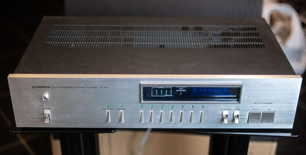 Pioneer Begagnad TX-710