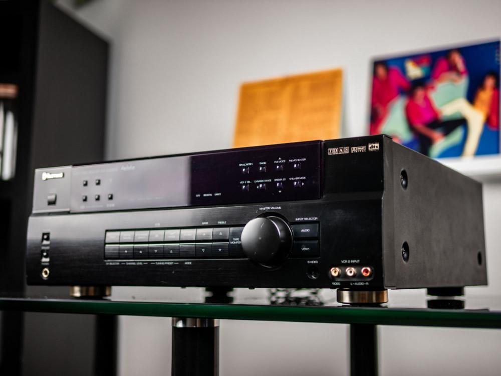 Begagnad Sherwood RVD-9090KDS