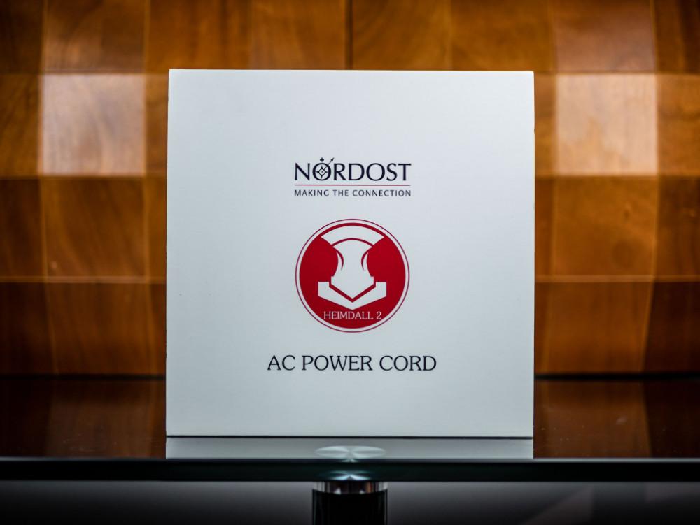 Nordost Begagnad Heimdall 2 Power Cord 1m
