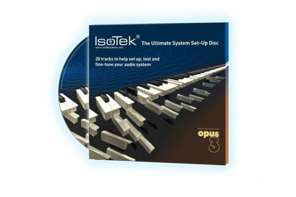 IsoTek Ultimate Setup Disc