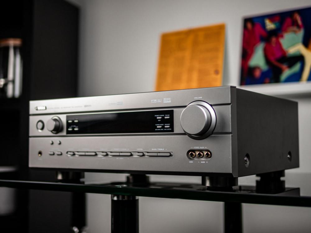 Yamaha Begagnad RXV-440RDS