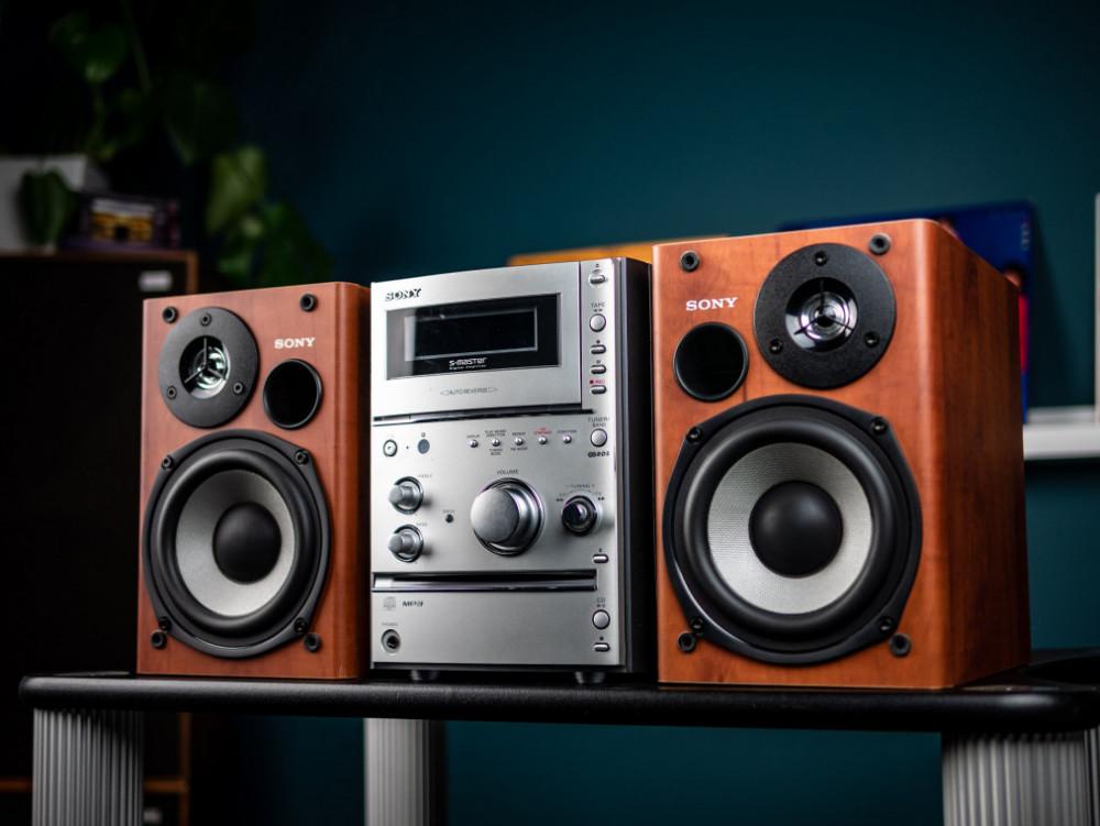 Sony Begagnad Kompakt Stereo HCD-CPX11