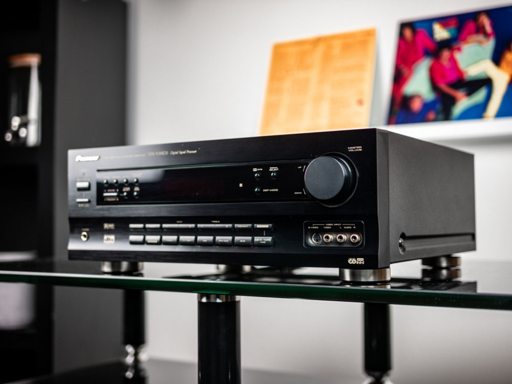 Pioneer Begagnad VSX-709RDS