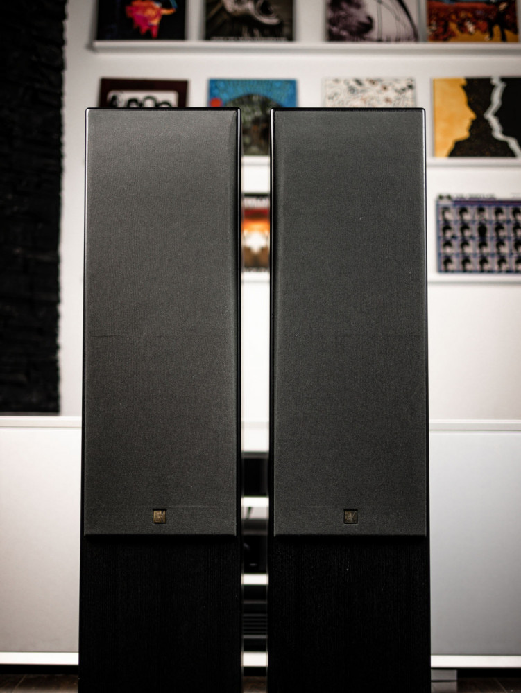 KEF Begagnad Reference Model Two