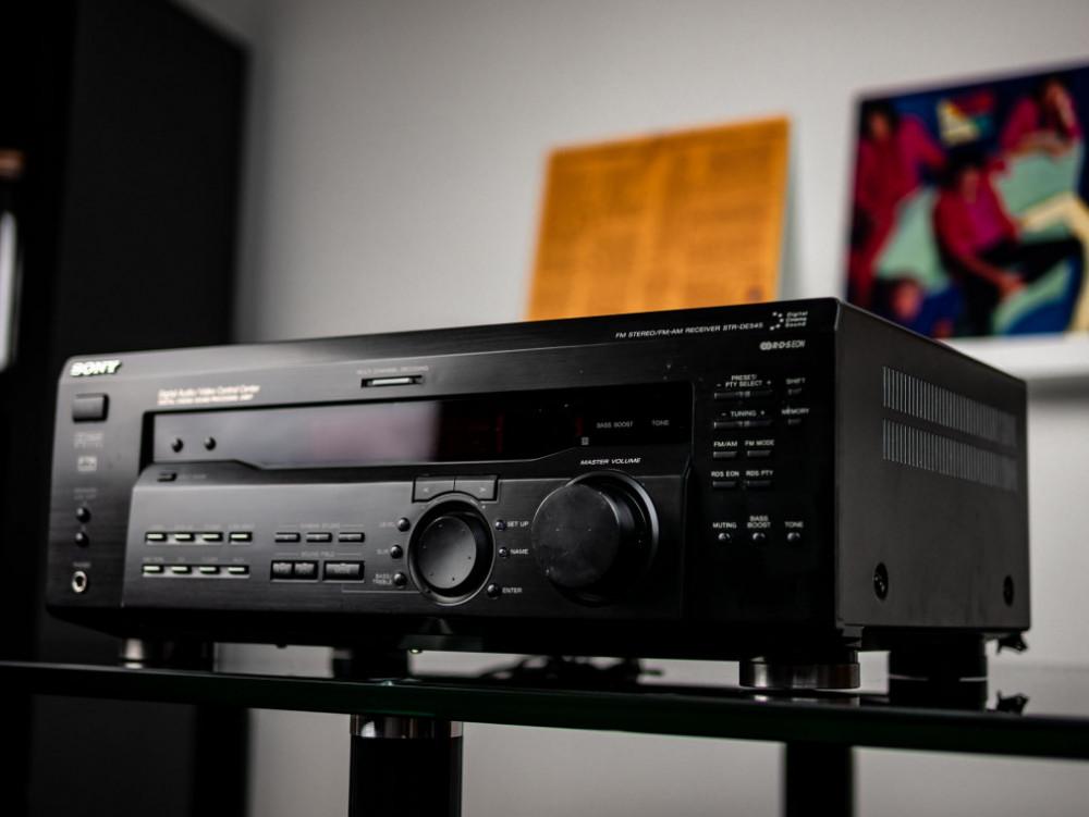 Sony Begagnad STR-DE545