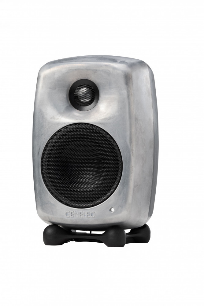 Genelec G Two Raw Metalic Styck