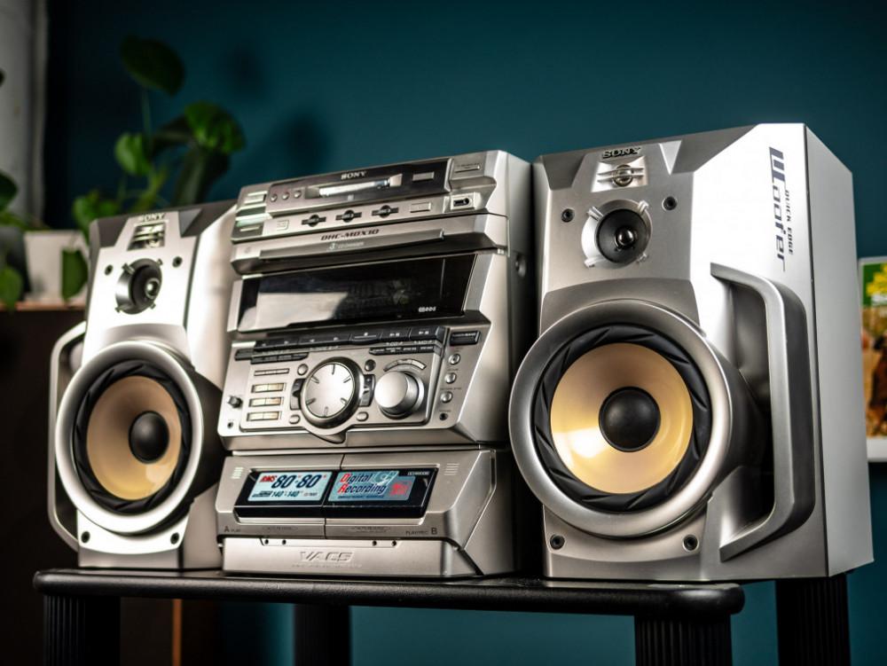 Sony Begagnad DHC-MDX10