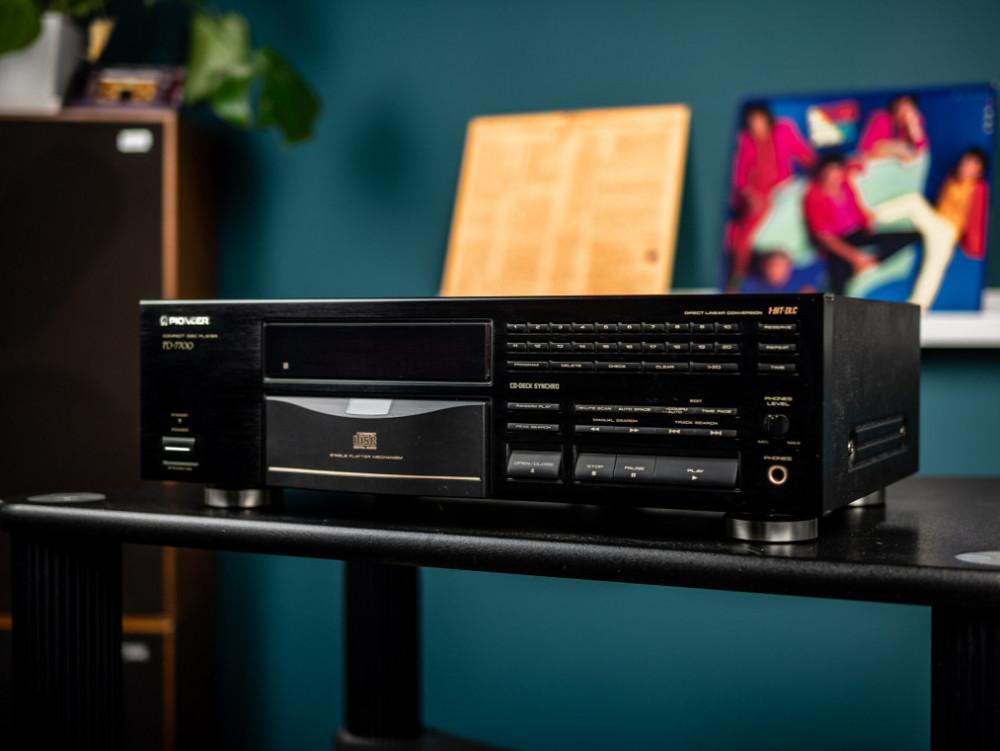 Pioneer Begagnad PD-7700