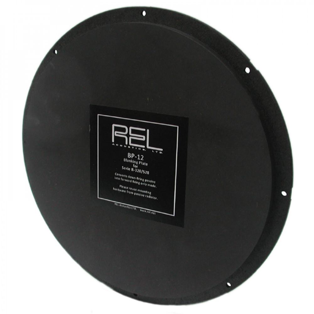 REL BP12 Blanking plate