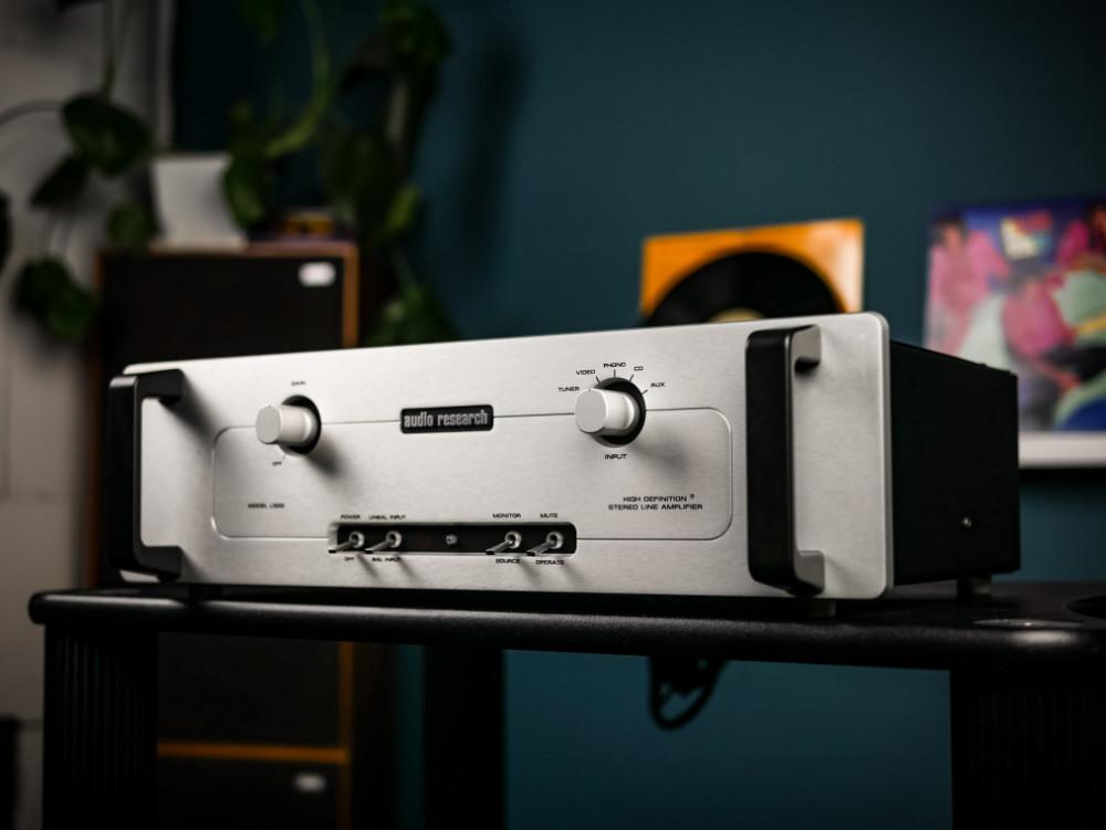 Begagnad Audio Research LS22 Line Amp