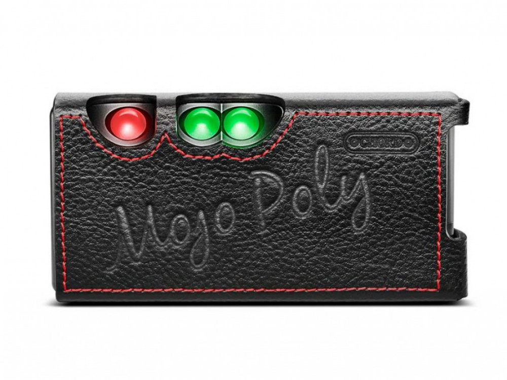 Chord Electronics Mojo/Poly Premium Leather Case