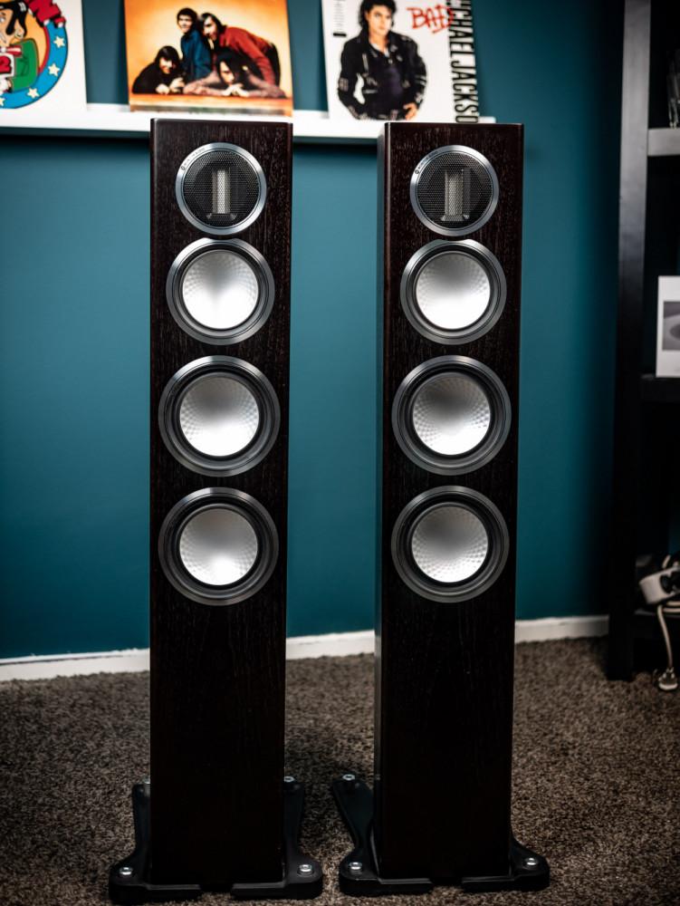 Monitor Audio Begagnad Gold 200 4G