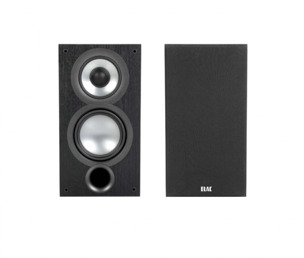 ELAC Uni-Fi 2.0 Bookshelf Speakers
