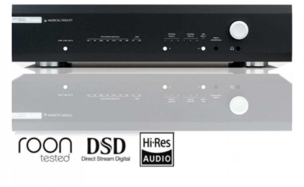 Musical Fidelity M6sR-DAC