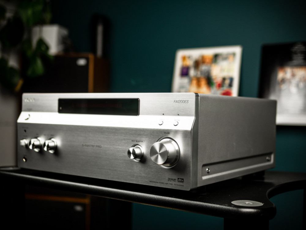 Sony Begagnad TA-FA1200ES