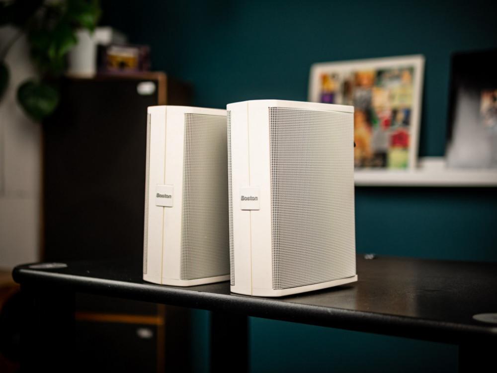 Boston Acoustics Begagnad VRS Micro
