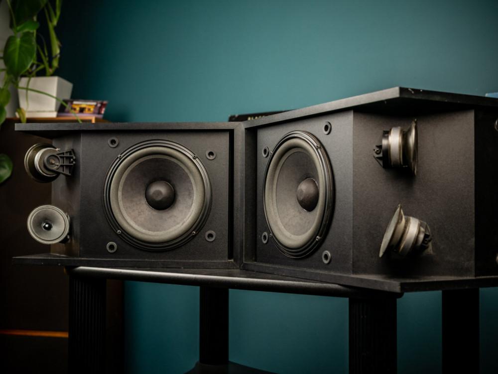 Bose Begagnad 301 Series III