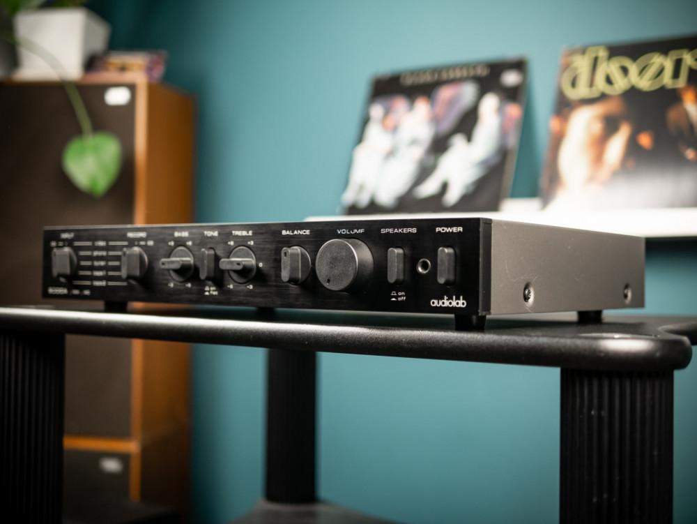 Begagnad AudioLab 8000A
