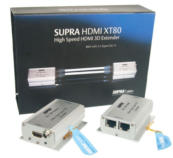 SUPRA HDMI Extender