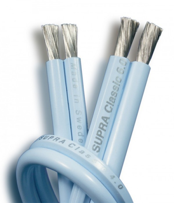 SUPRA Classic 2x6.0 Blue
