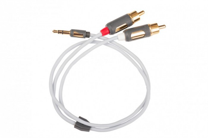 SUPRA MP-Cable 3.5 mm till RCA