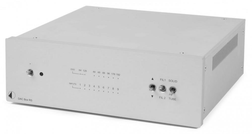 Pro-Ject DAC Box RS Silver