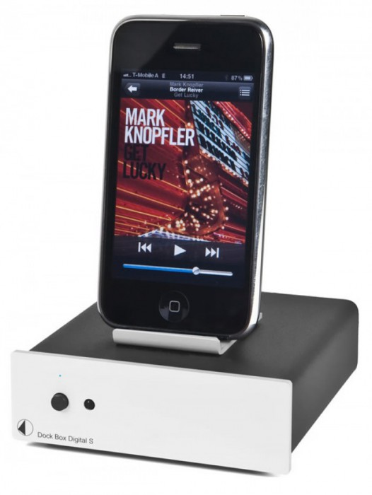 Pro-Ject Dock Box S Digital