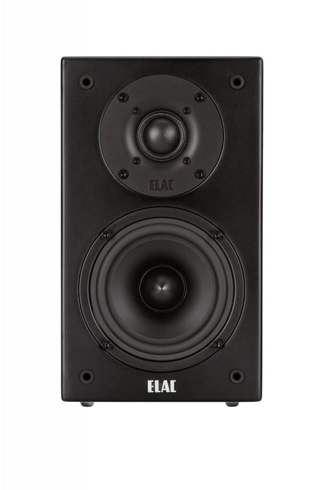 ELAC BS 72 Svart matt