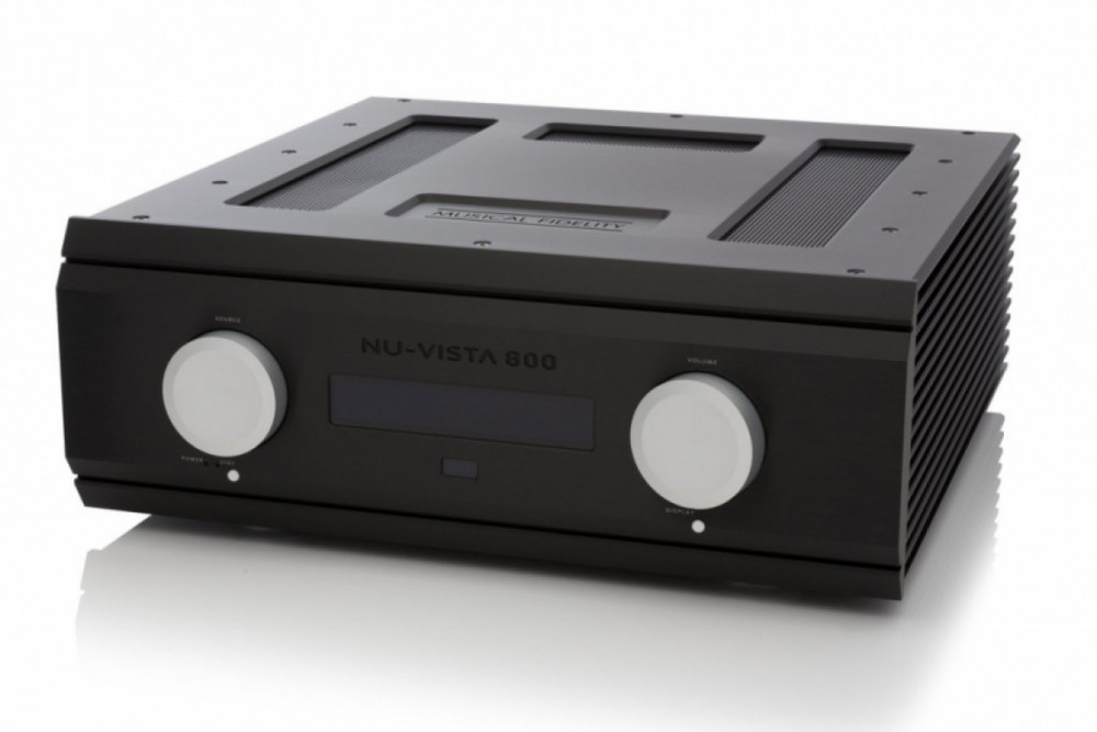 Musical Fidelity Nu-Vista 800