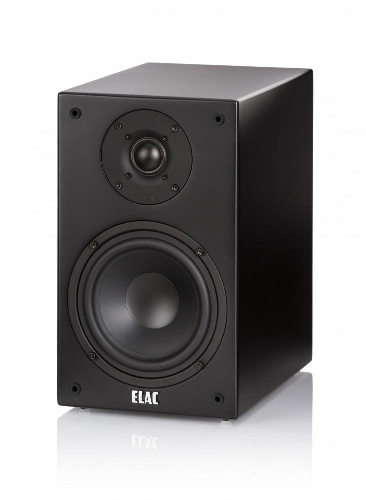 ELAC BS 73 Svart matt