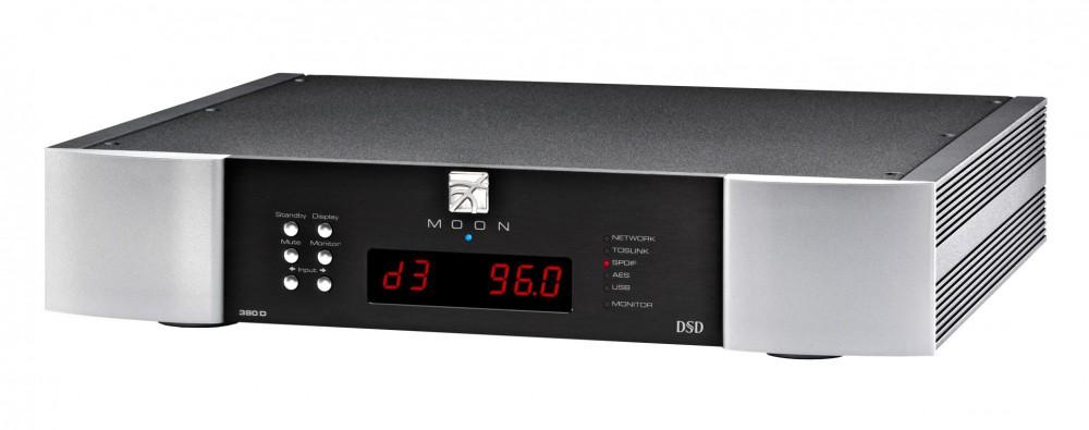 MOON Neo 380D DSD & MiND 2-tone