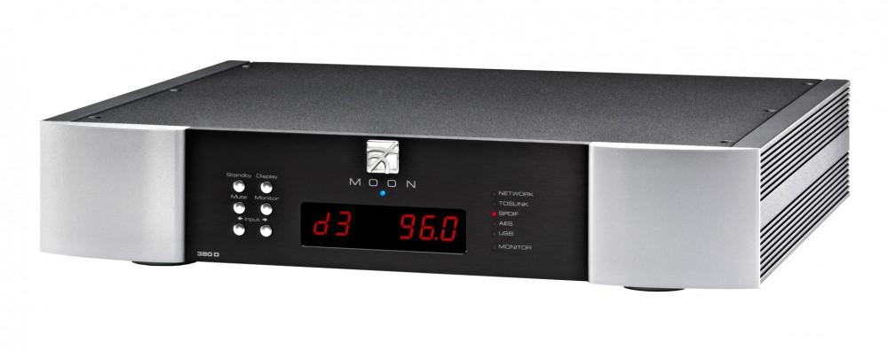 MOON Neo 380D DSD & MiND + V 2-tone