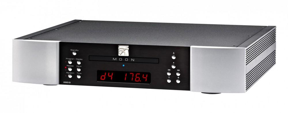 MOON Neo 260D 2-tone med inbyggd DAC