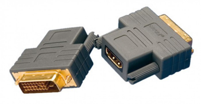SUPRA DVI-HDMI F-M adapter