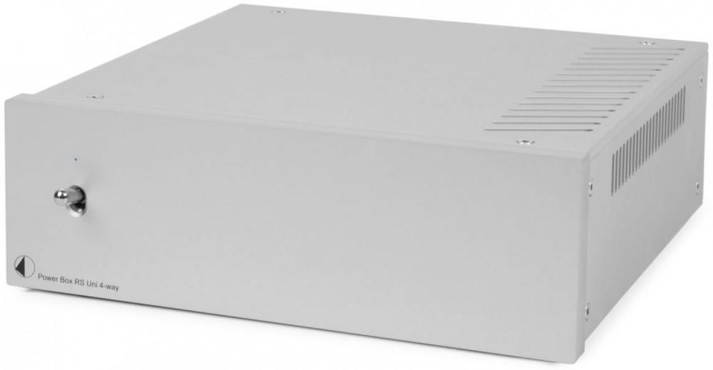 Pro-Ject Power Box RS Uni 4-way Silver