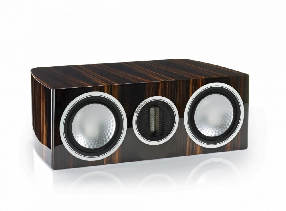 Monitor Audio Gold C150 Ebenholts pianolack