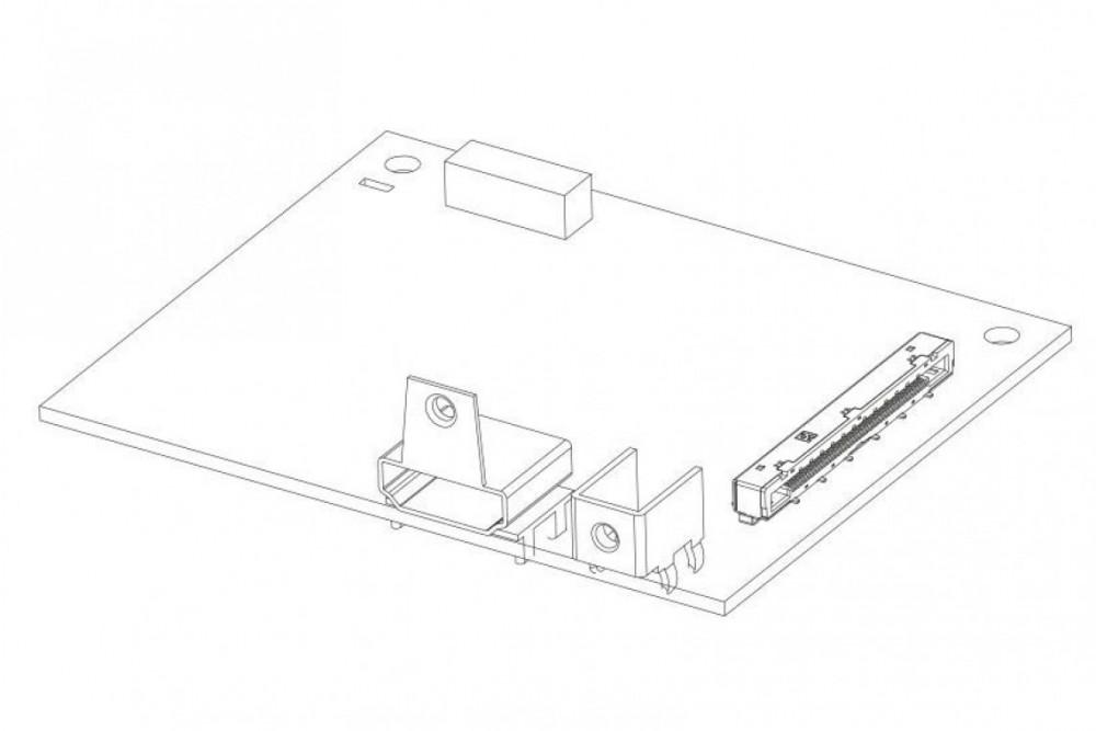 Oppo 2nd HDMI Instickskort till BDT-101CI