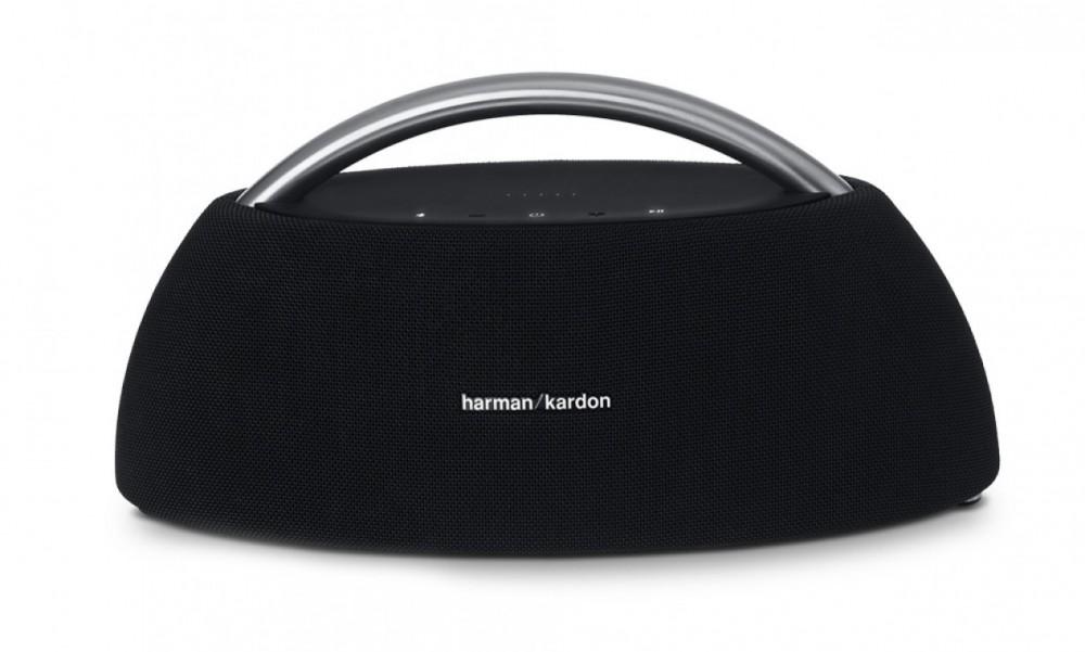 Harman Kardon Go + Play Svart