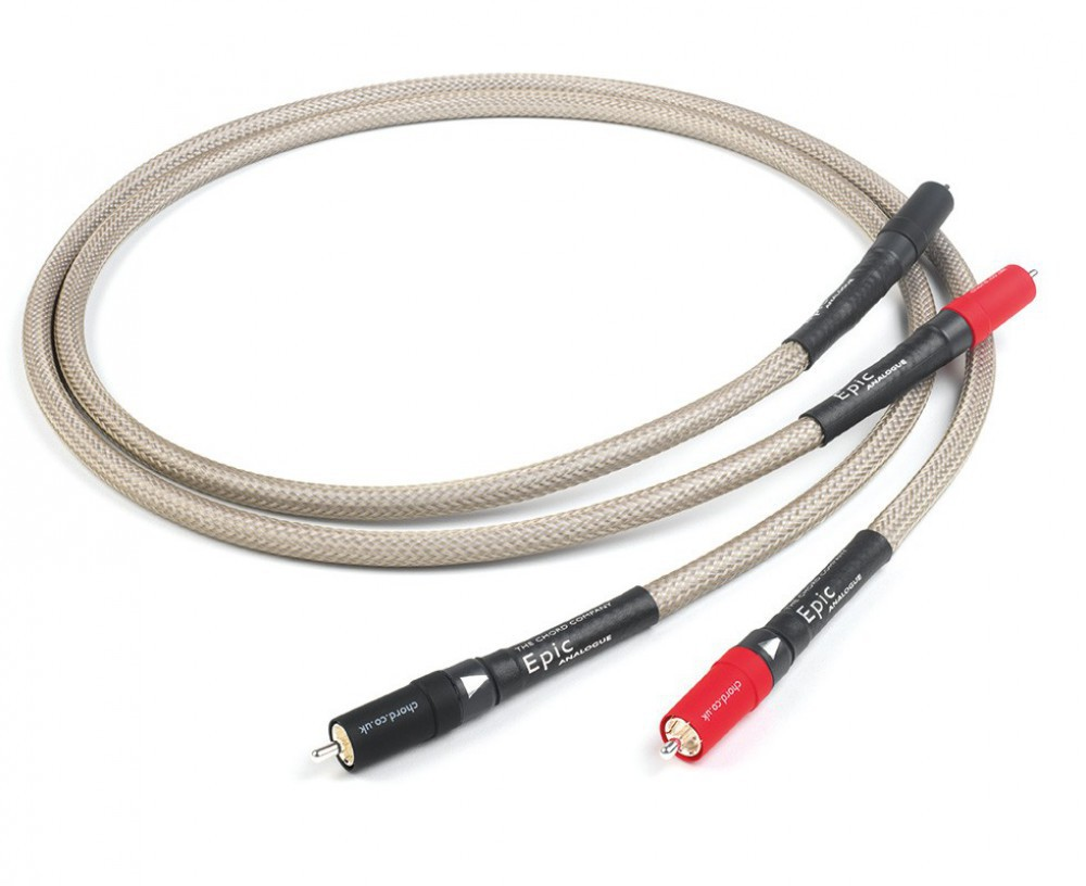 The Chord Company Epic 2RCA - 2RCA