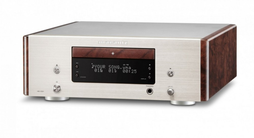 Marantz HD-CD1 Silver