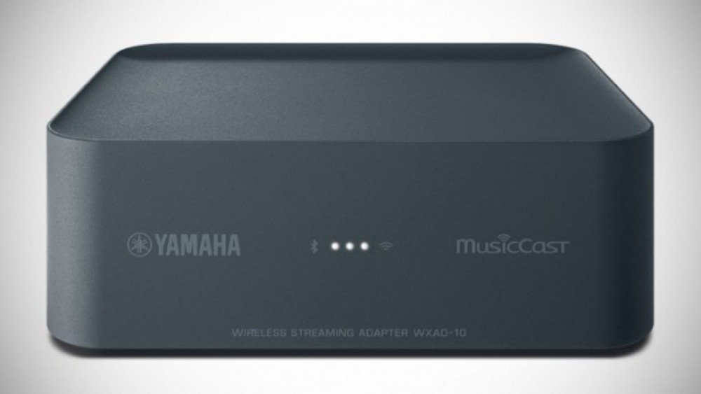 yamaha wxad 10 reference audio. Black Bedroom Furniture Sets. Home Design Ideas