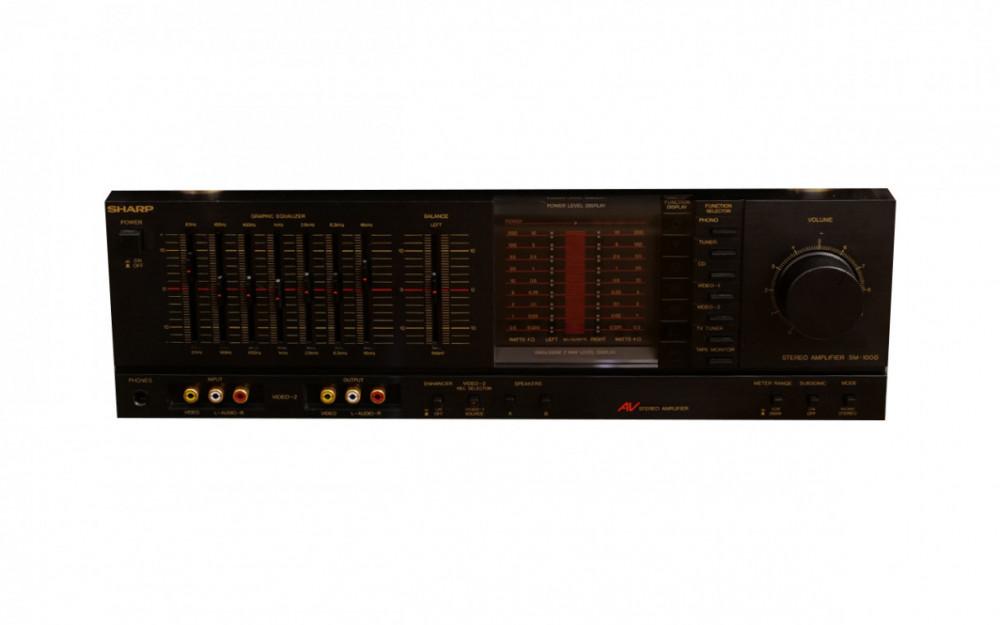 Begagnad Sharp SM-1000H
